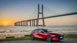 The 2019 Mazda3 hatchback will arrive in Ireland in April priced from €26,295