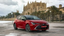 The new Toyota Corolla was Ireland's bestselling car in March!