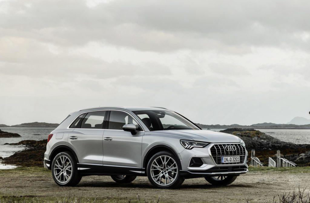 The 2020 Audi Q3!