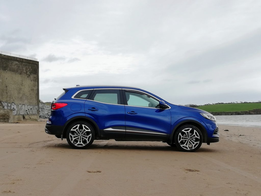 The Renault Kadjar is available with a range of efficient petrol and diesel engines