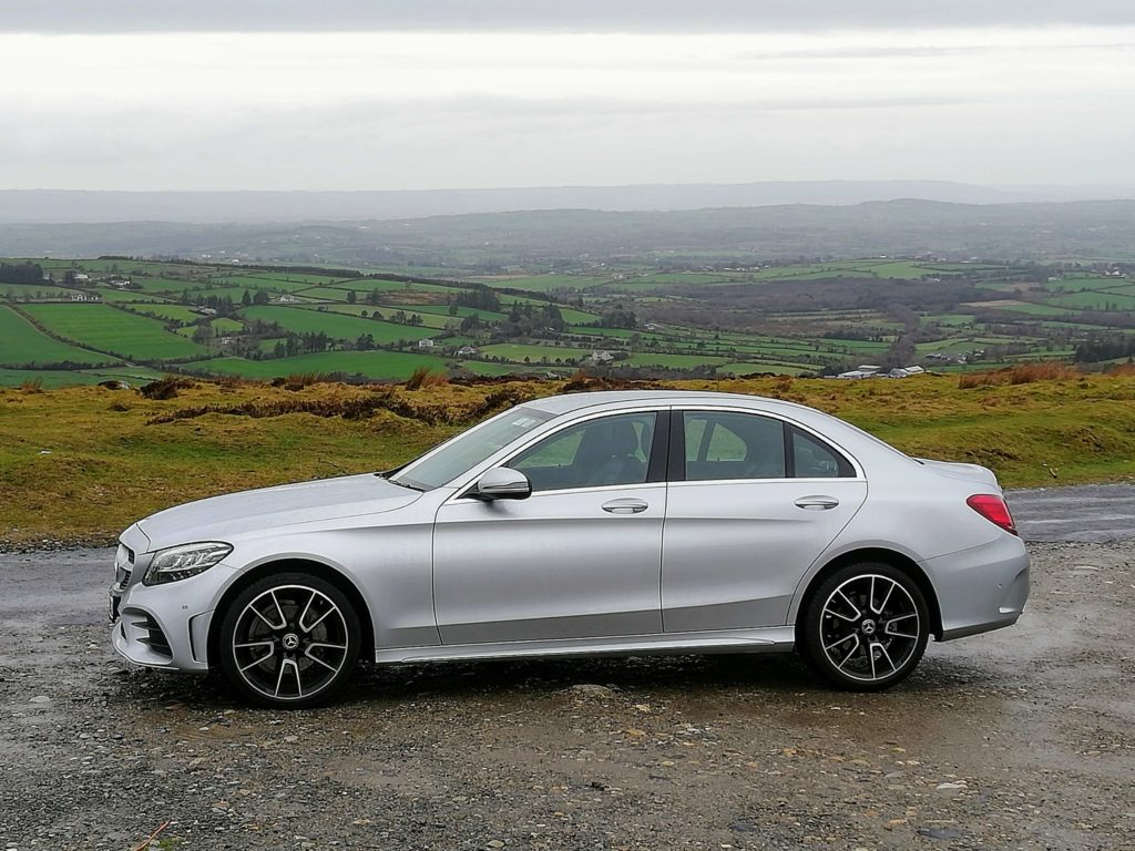 The C200 is now powered by a 1.5-litre turbo petrol with 'EQ Boost'