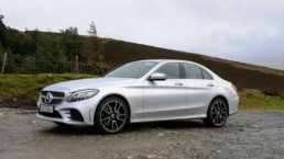 The Mercedes-Benz C-Class Saloon