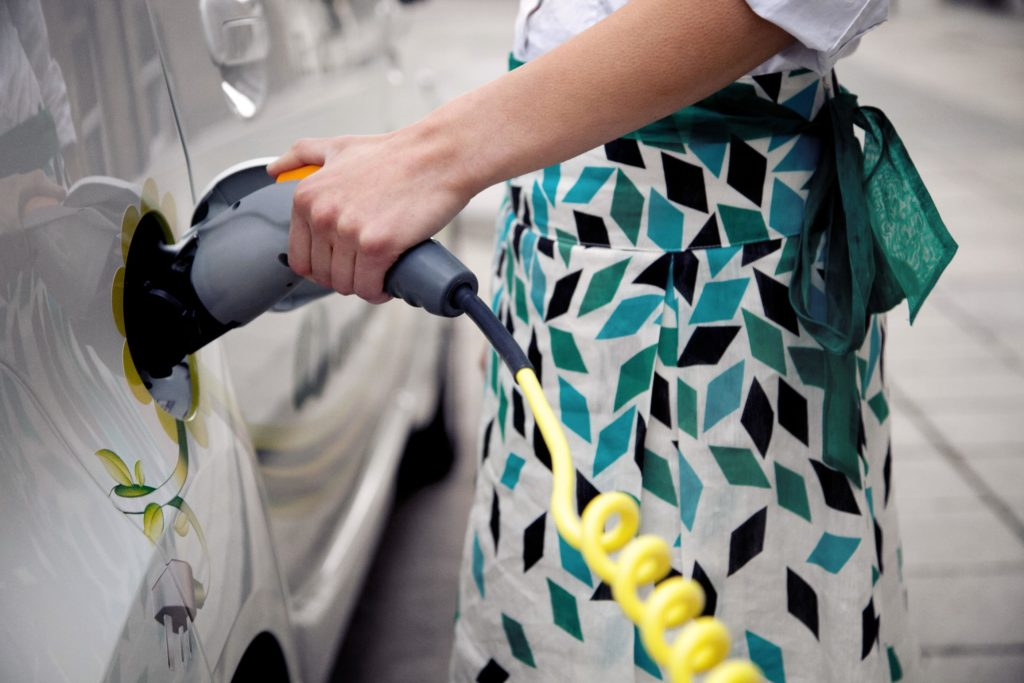 The Government has announced a €20 million investment in the ESB ecars public charge point network
