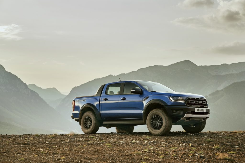 Ford's new high performance Ranger Raptor