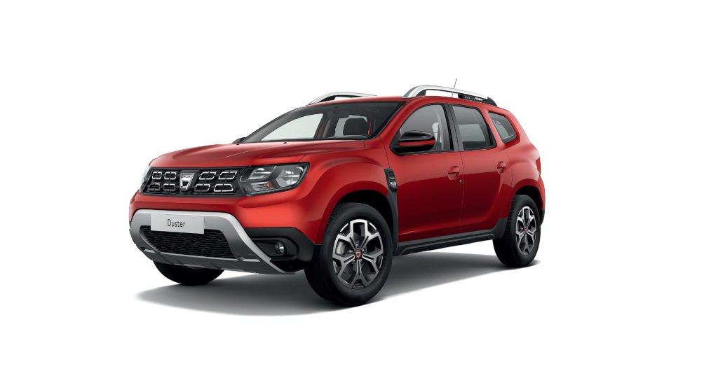 The new Dacia Duster TechRoad