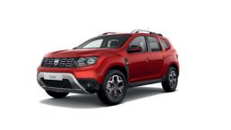 The new Dacia Duster TechRoad