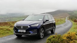 The new SEAT Tarraco!