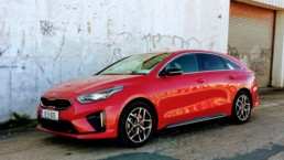 The new Kia ProCeed!