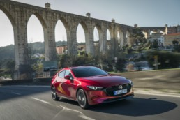 New Mazda3 available now from €26,295