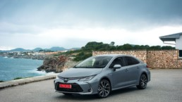 The Toyota Corolla was the bestselling car in Ireland in April!