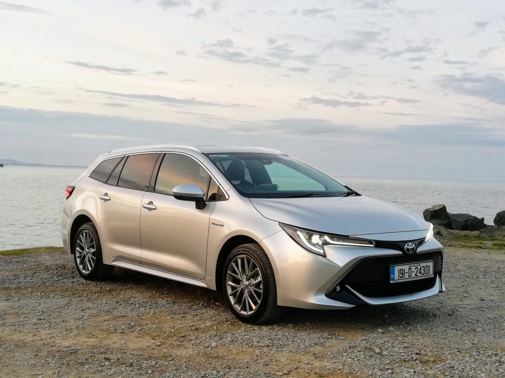The new Toyota Corolla Touring Sports