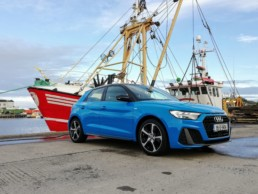 The new Audi A1