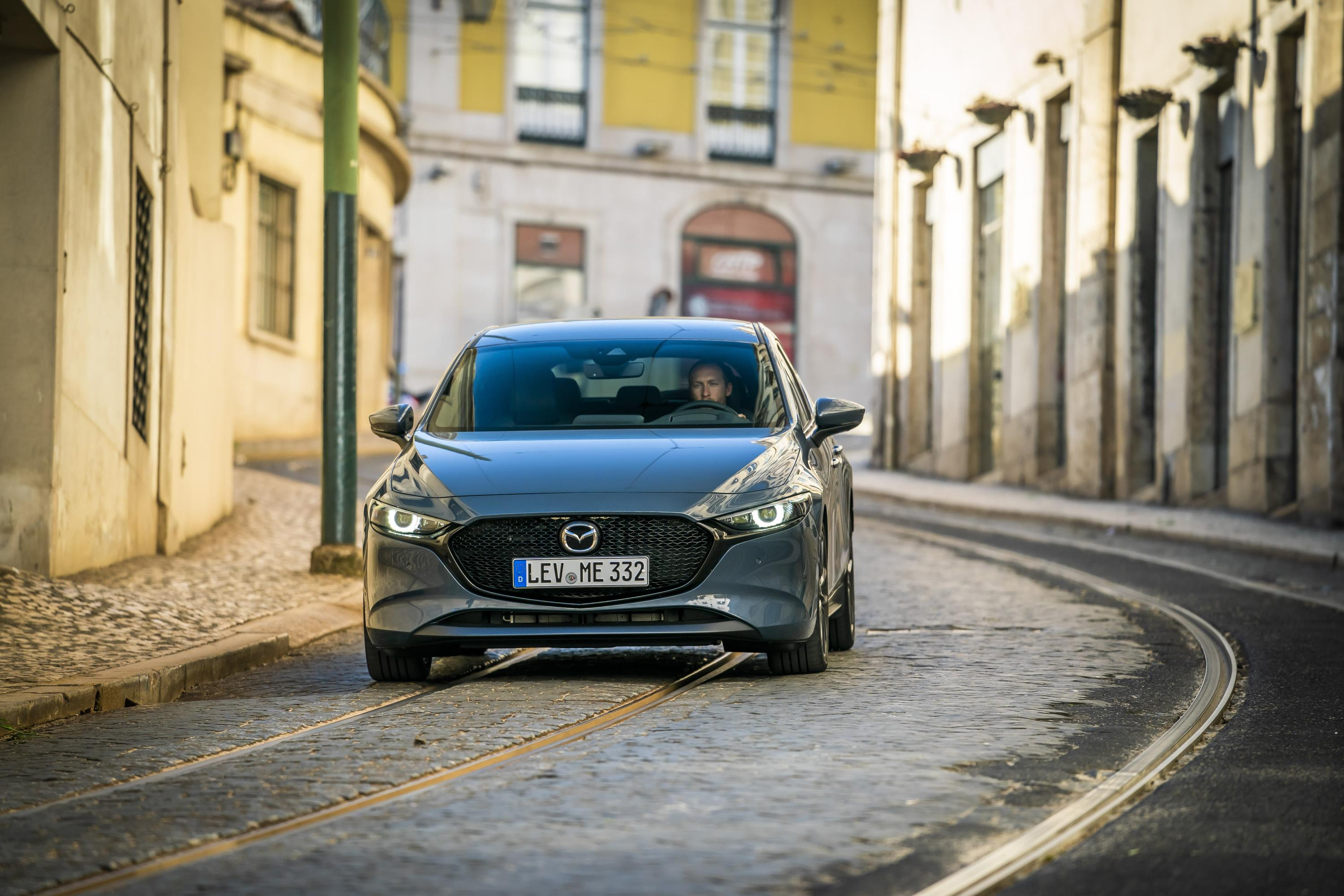 The exciting new Mazda3 SkyActiv-X will be in Ireland before the end of the year!