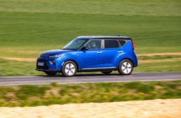 The new Kia e-Soul