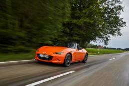 The new Mazda MX-5 30th Anniversary Edition