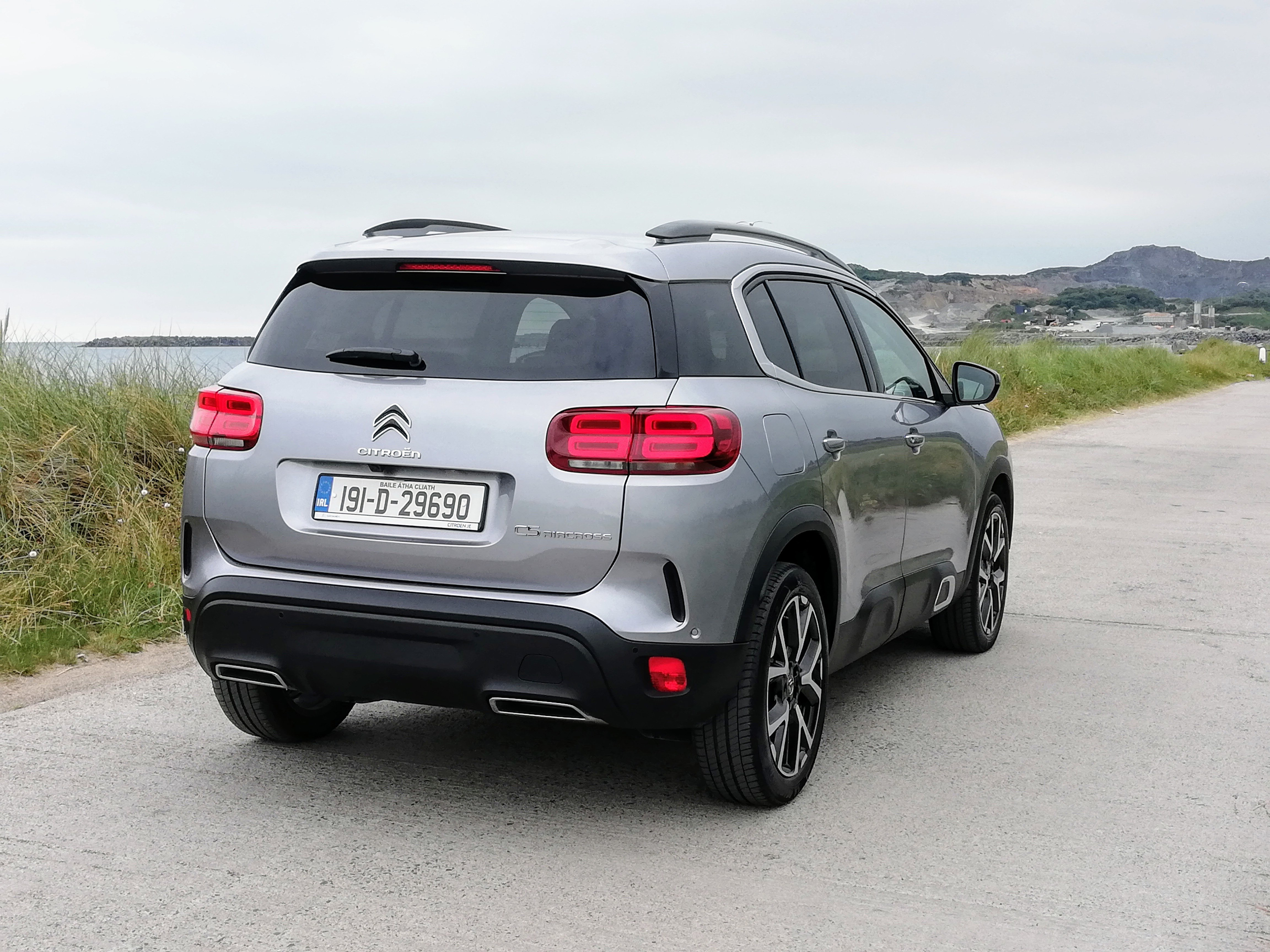 The Citroen C5 Aircross is available from €26,495