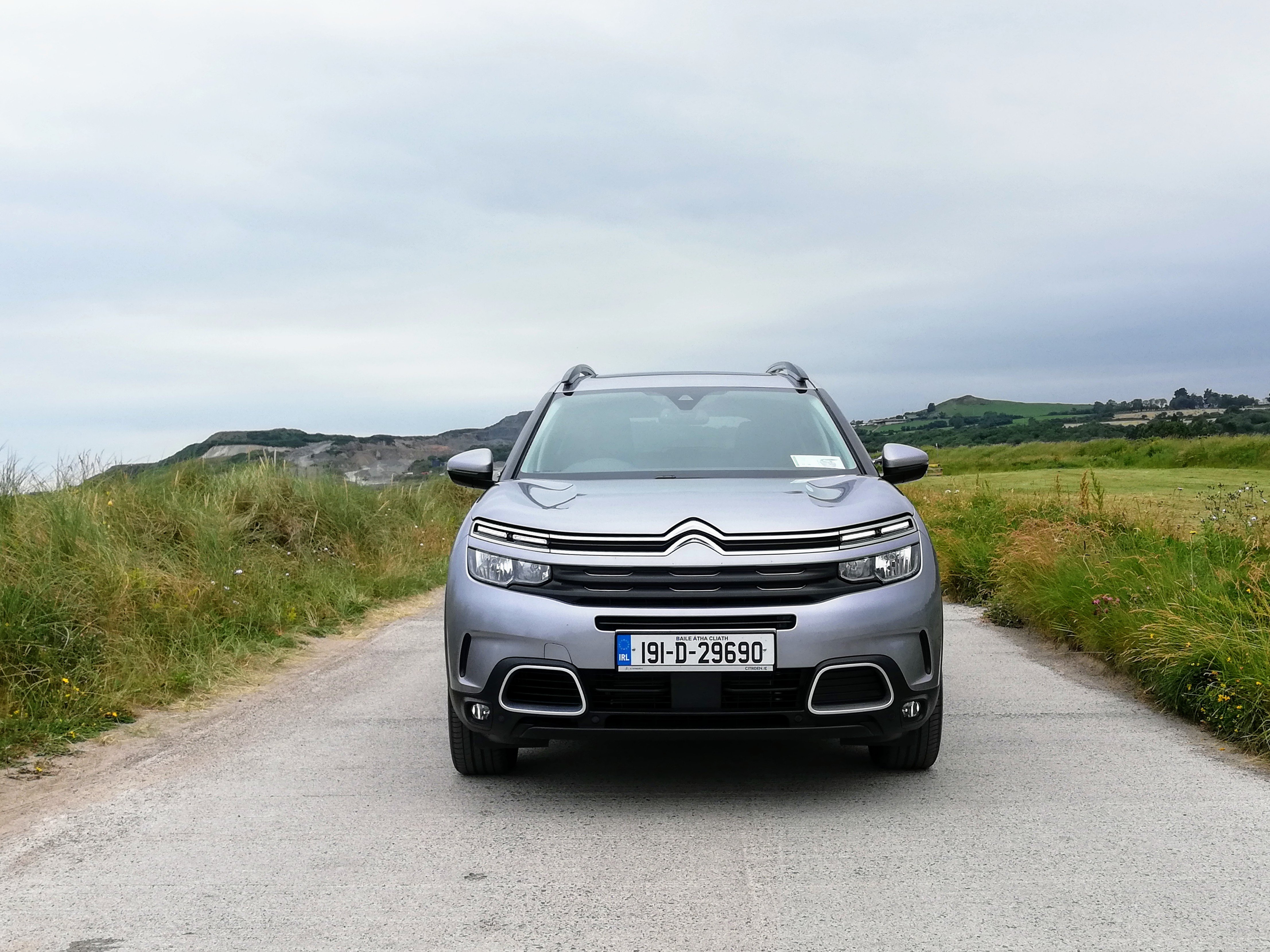 The Citroen C5 Aircross scores for comfort, space and practicality!