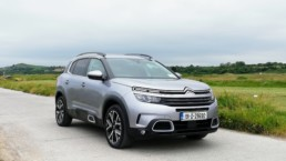 The new Citroen C5 Aircross!