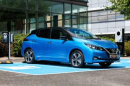 The new Nissan LEAF 62 kWh