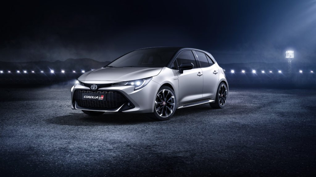 The new Toyota Corolla is selling well in Ireland