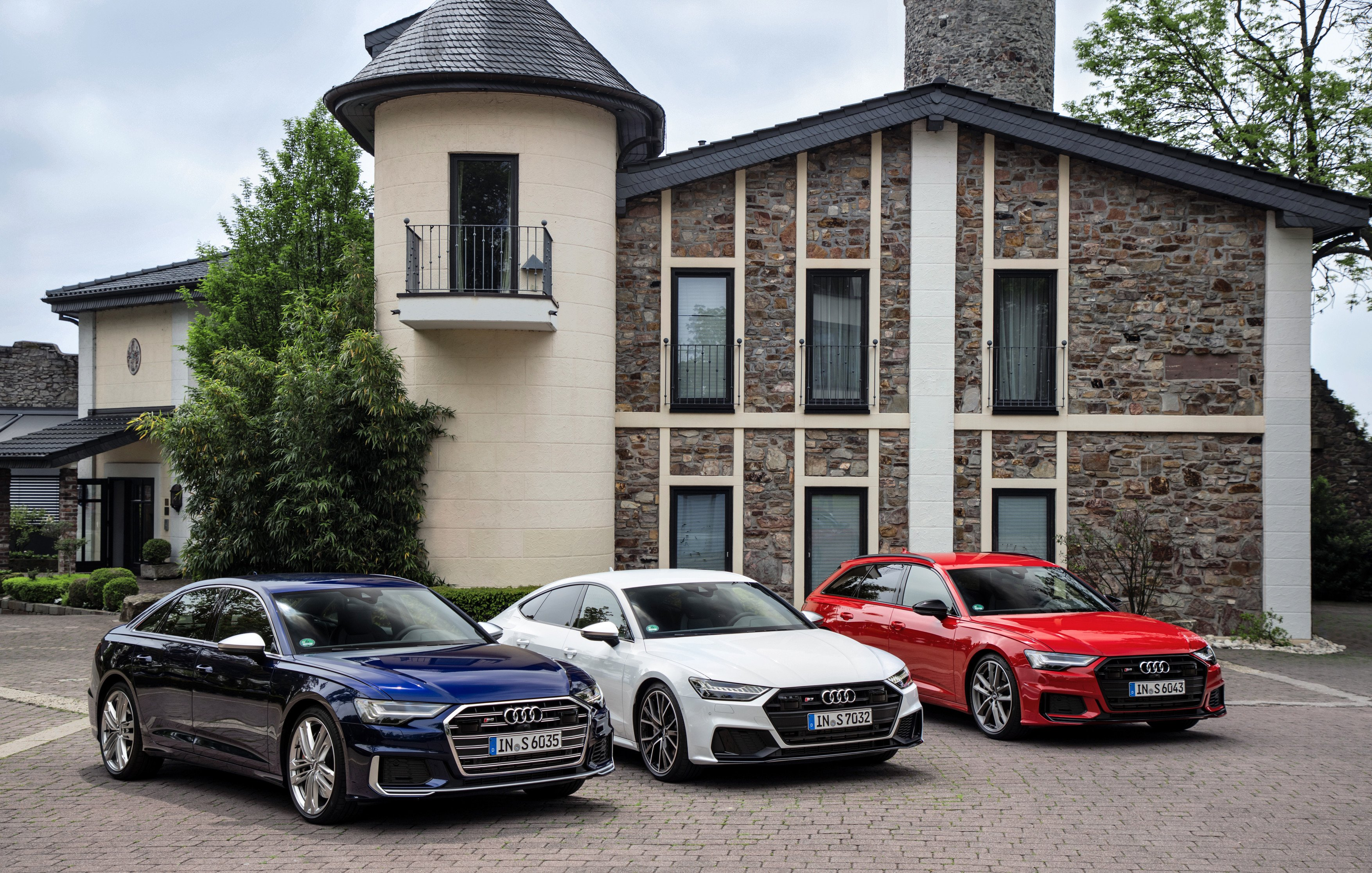 The new range of Audi S6 and S7 Sportback performance models!