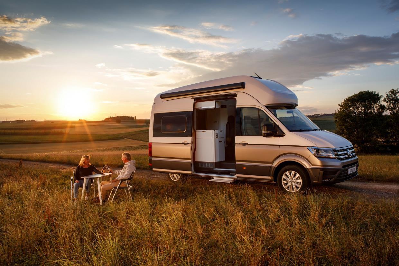 The new Volkswagen Grand California