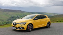 The new Renault Mégane R.S. Trophy