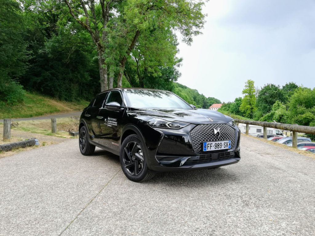 The beautiful DS3 Crossback from DS Store Thionville