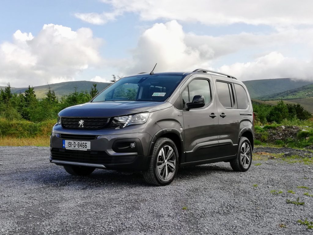 The new Peugeot Rifter