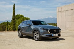 The new Mazda CX-30 will arrive in Ireland by the end of 2019