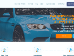 Jalopy is an Irish company that simplifies car servicing for car owners by allowing users to compare and book garages close to them using a free app.