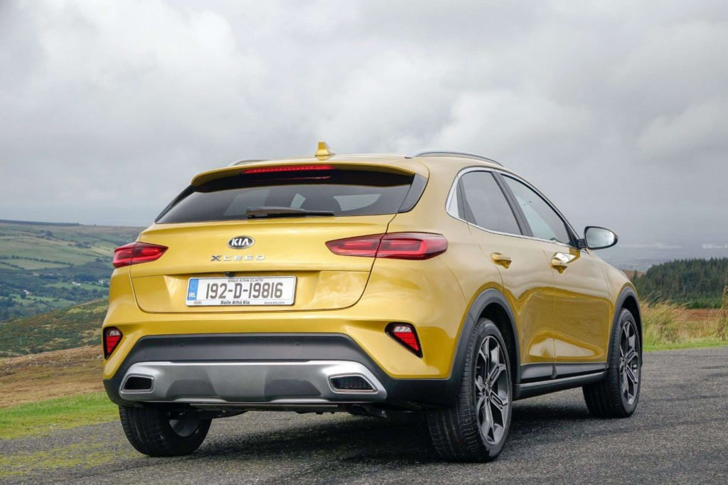 The new Kia XCeed has arrived in Ireland