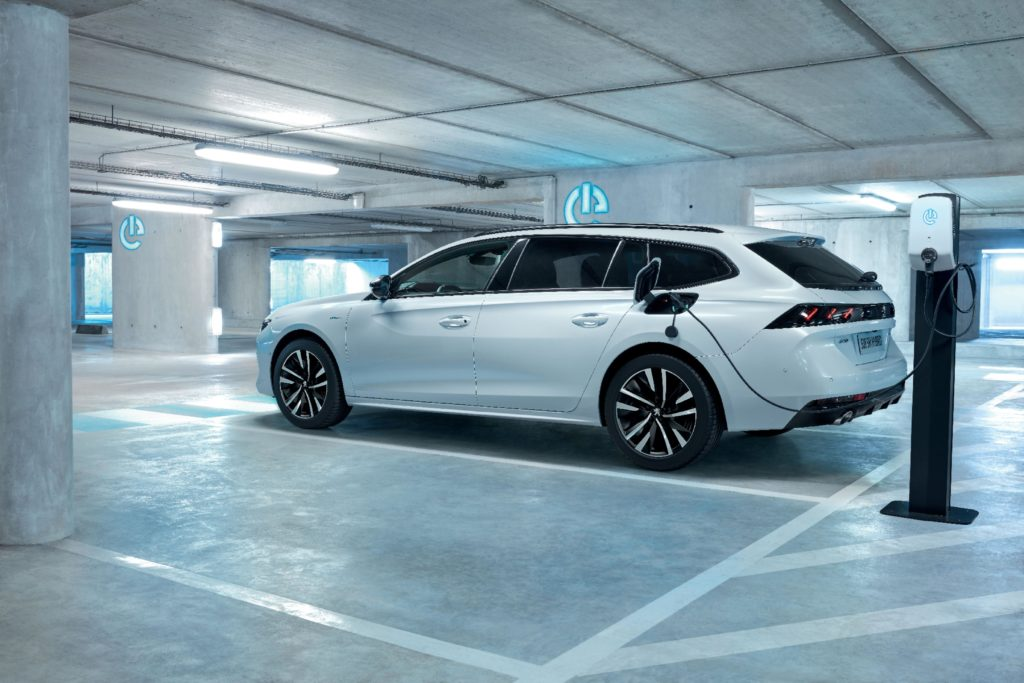 Peugeot has confirmed the new Peugeot 508 Plug-In Hybrid range from January 2020