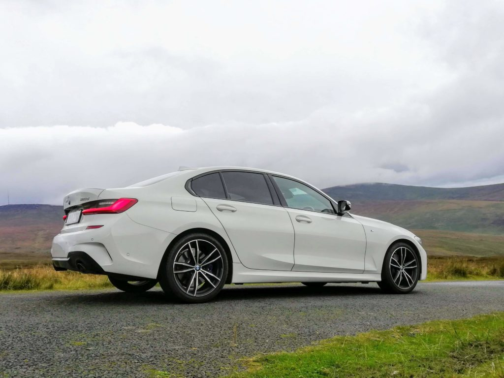 The 3 Series range starts from €44,115 in Ireland