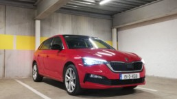 The new Skoda Scala!