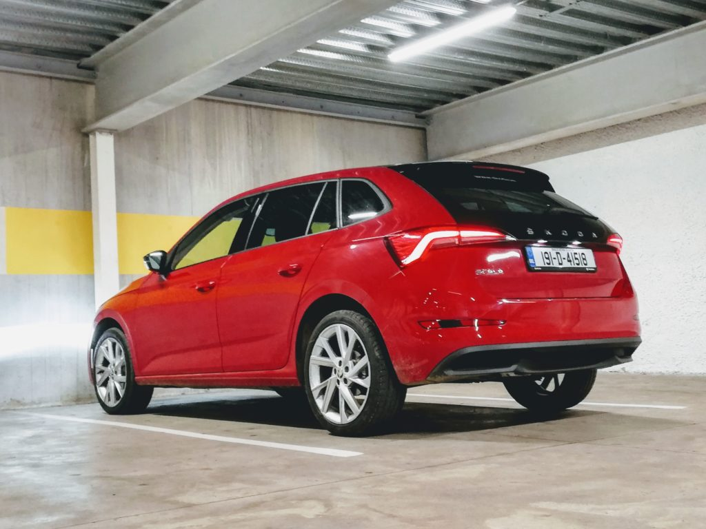 The new Skoda Scala is available from €23,650