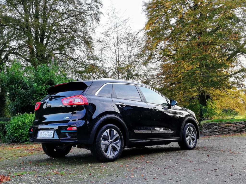 The new Kia e-Niro is available from €37,495