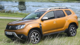 Get your hands on a Duster at the Dacia Sales Event this November!
