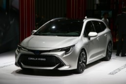 The Toyota Corolla continues to sell very well in Ireland