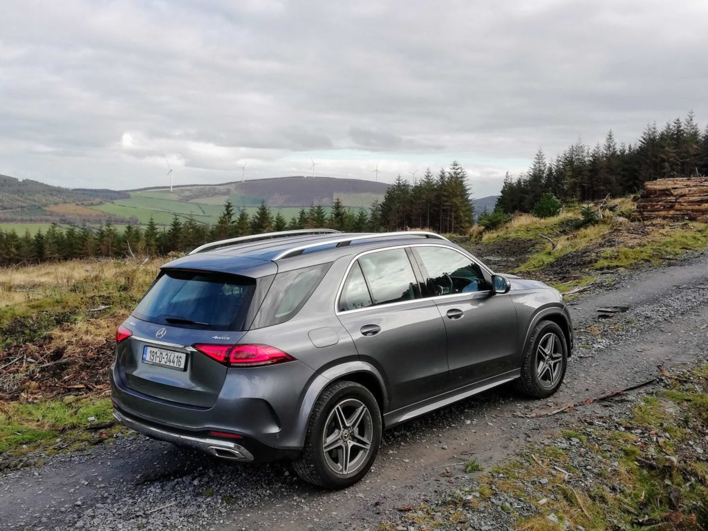The new GLE is available from €78,965