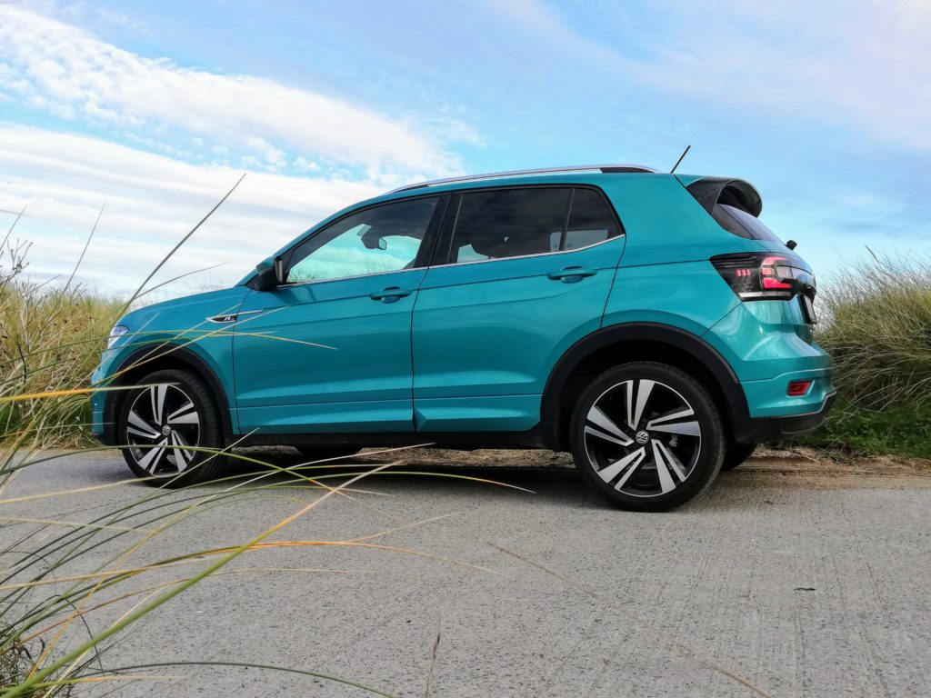 The 2019 Volkswagen T-Cross is one of the best small SUVs on the market