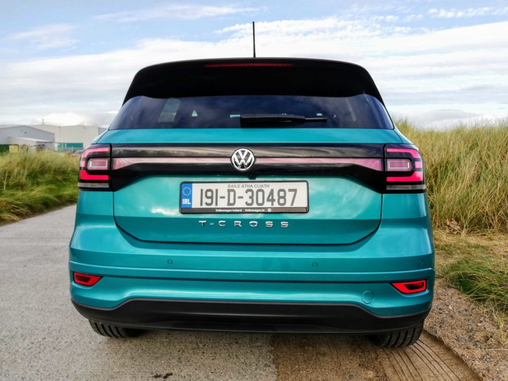 The T-Cross is available from €22,495