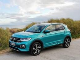 The new Volkswagen T-Cross!