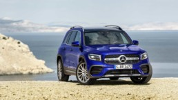 The new Mercedes-Benz GLB will arrive in Ireland in early 2020!