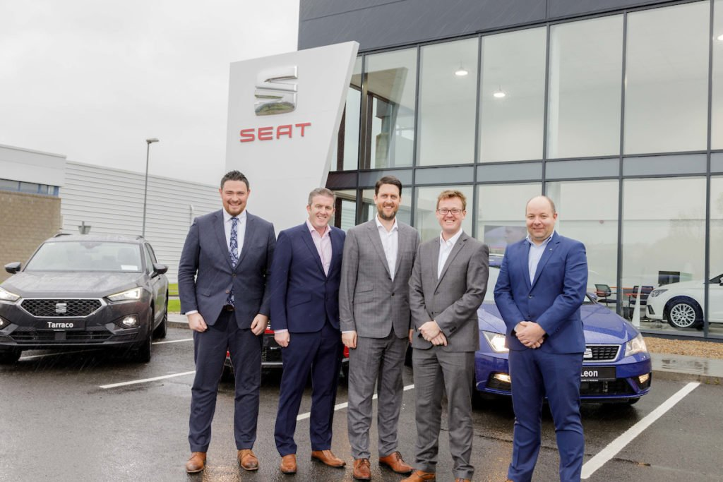 Connolly Motor Group have joined the SEAT dealer network in Sligo