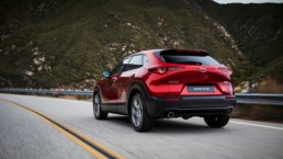 Mazda has partnered with Taste of Dublin Festive Edition to celebrate arrival of new CX-30