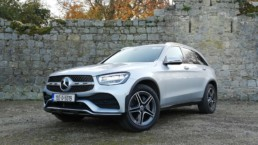 The new Mercedes-Benz GLC 220d