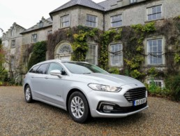 The Ford Mondeo Hybrid Estate