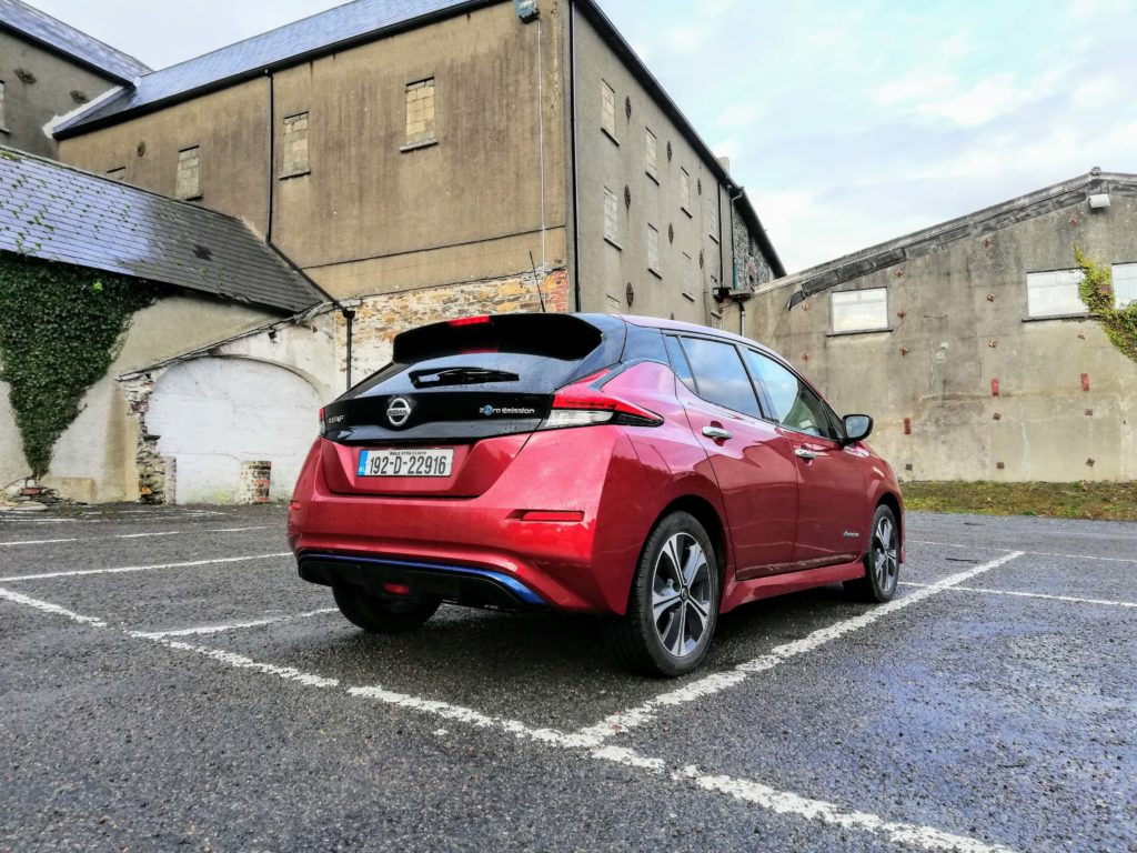 LEAF 62 kWh available from €37,840