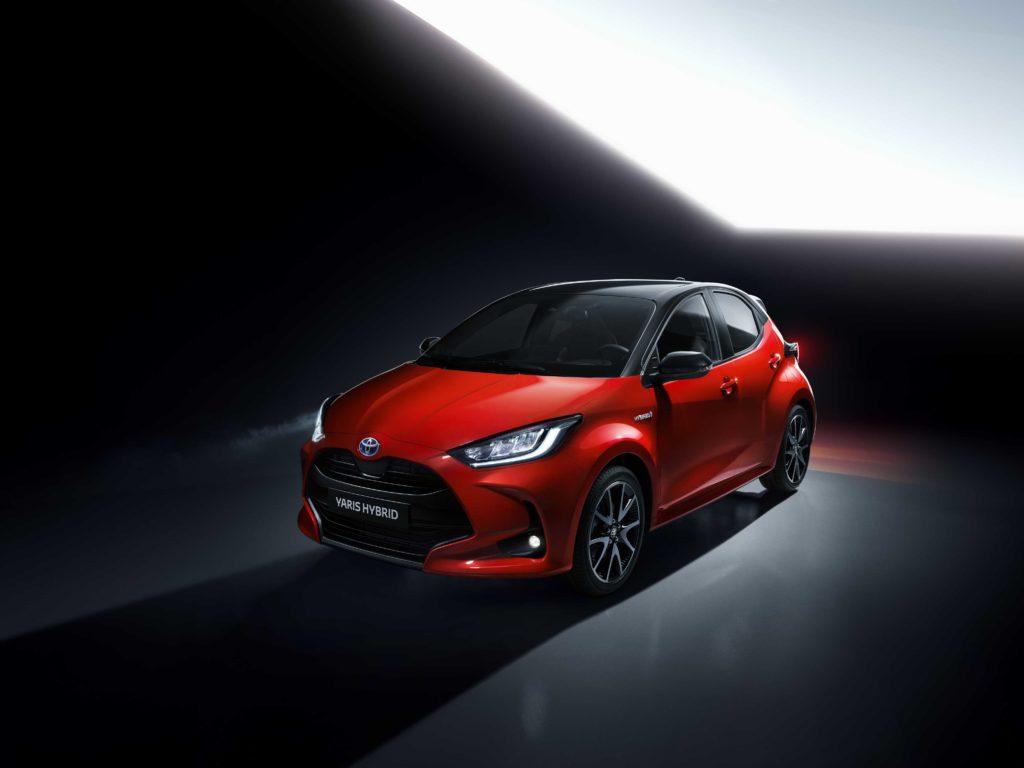 The 2020 Toyota Yaris